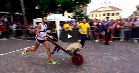 32° Palio dl'Urmon - Video Ufficiale Gara della Carriola